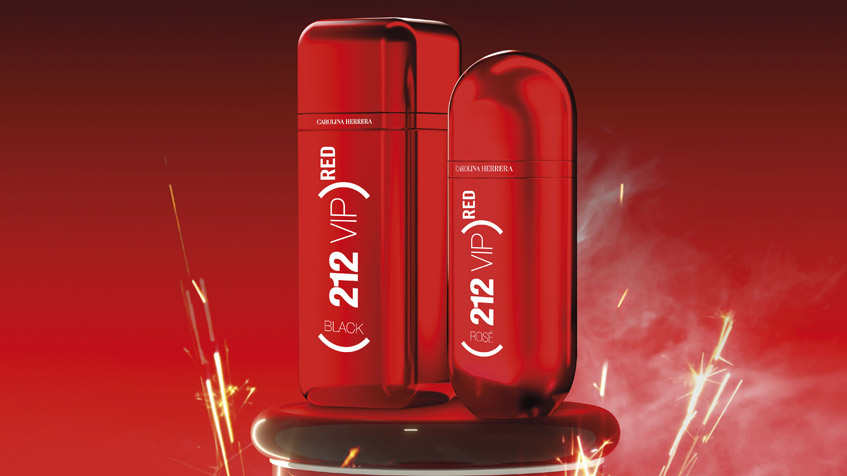 212 VIP Red e o engajamento da marca Carolina Herrera no combate à AIDS na África