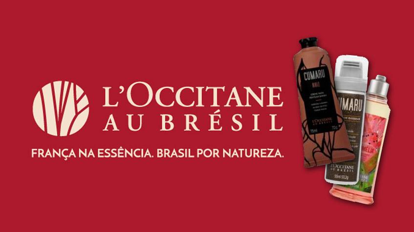 L'occitane Au Brésil - Conheça a linha francesa inspirada na biodiversidade brasileira