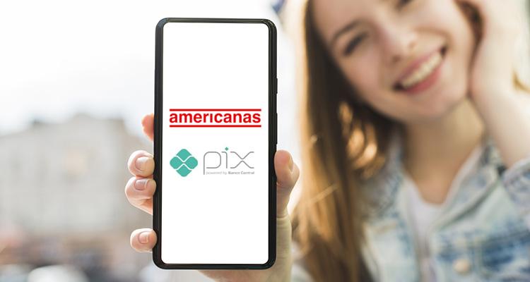 Read more about the article Adesão ao Pix: Americanas.com e lojas físicas fazem testes