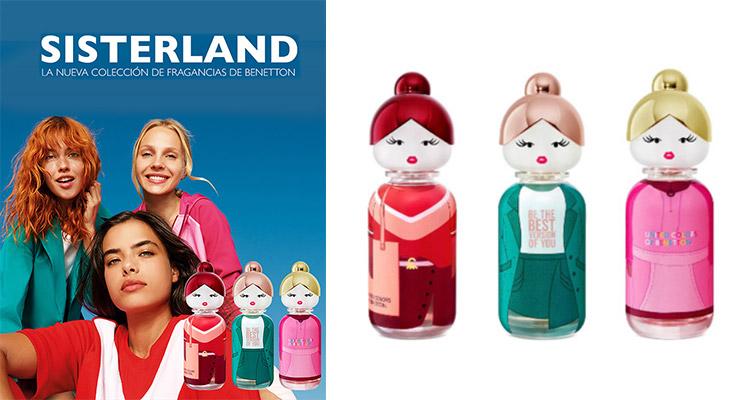 Benetton lança Sisterland e celebra a amizade feminina