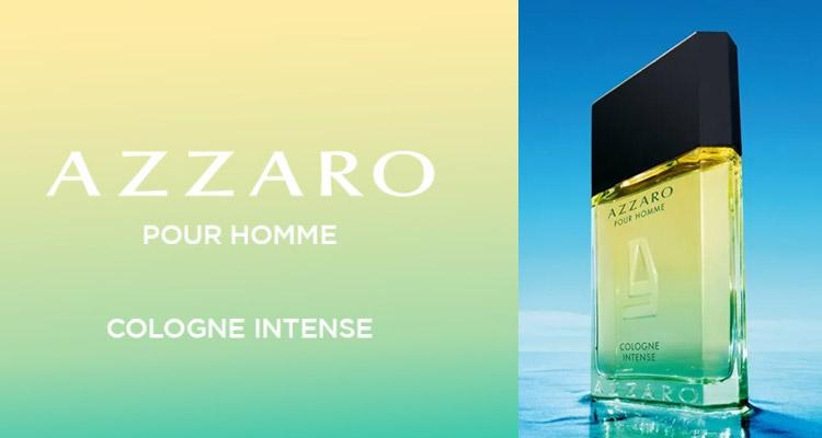 Azzaro Pour Homme Cologne Intense: quais os diferenciais desta nova versão?